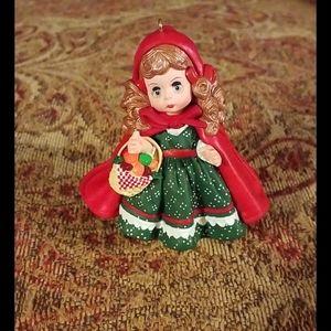 Hallmark Little Red Riding Hood Ornament